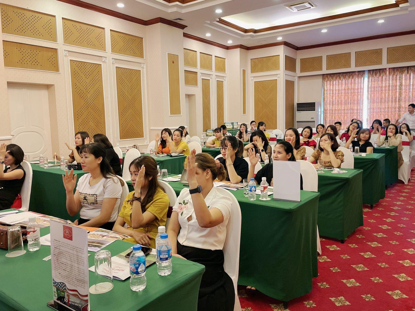 Hội thảo ngành mẹ và bé